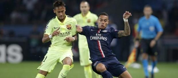 PSG e Barcelona se enfrentam nesta quarta (15).