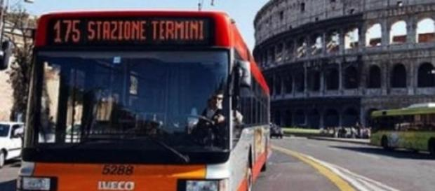 Sciopero trasporti pubblici a Roma il 17 aprile.
