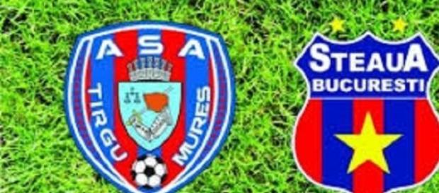 Steaua si A.S.A. Targu Mures isi disputa titlul !