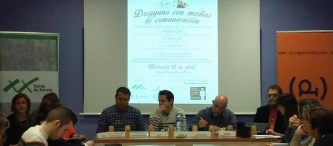 Varias entidades han participado en el encuentro