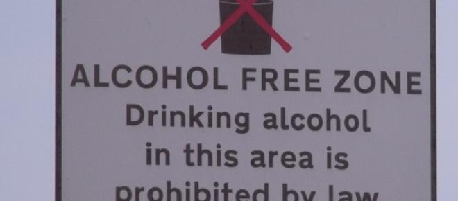 Alcohol limit impact in Scotland picture