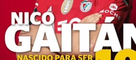 "Entrevista de Nico Gaitán à revista ""Mística""."