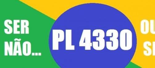 A Polêmica pela PL 4330/04, ser ou não ser?