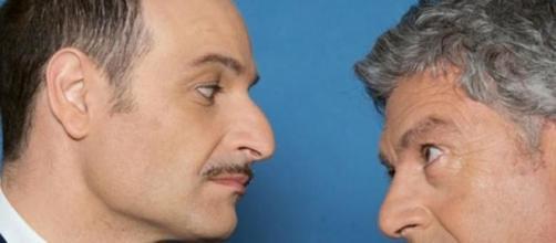 da sinistra Gianluca Ramazzotti e Antonio Catania