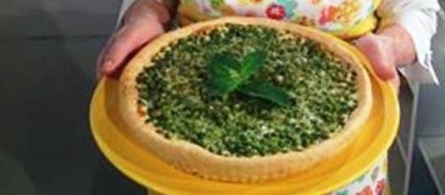 Ricetta torta alle verdure di primavera