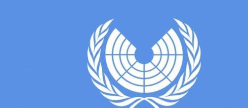 Símbolo das nações unidas.