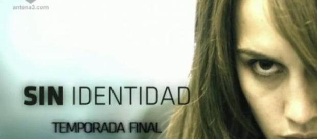 Anuncio de la segunda temporada de 'Sin Identidad'
