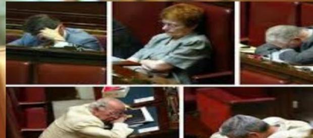 Asa se munceste in Parlament