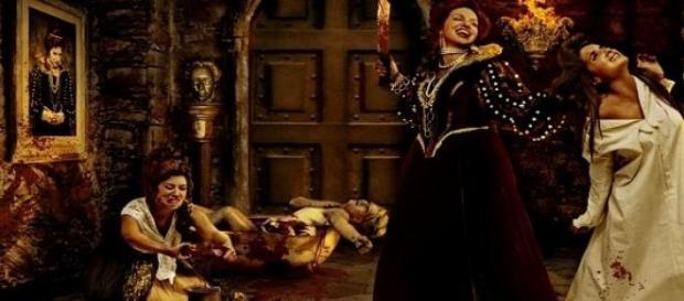 Elizabeth Bathory facea baie in sangele victimelor