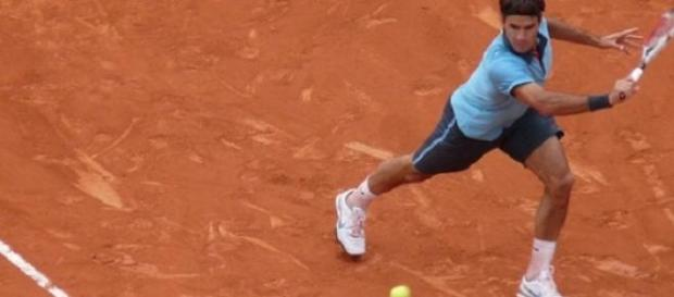 Federer was defeated by Monfils in Monte Carlo