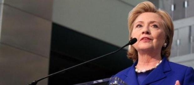 Hollywood estende o tapete vermelho a Hillary.