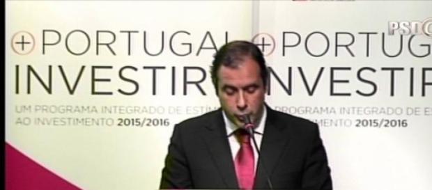 Mário Simões é deputado do PSD.