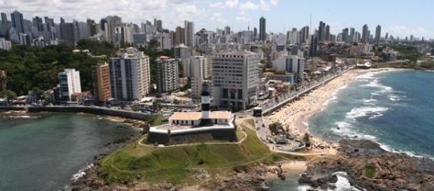 Salvador de Bahía, donde sucedieron los hechos