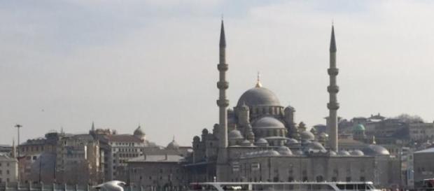 The Bosphorous Sea - Istanbul