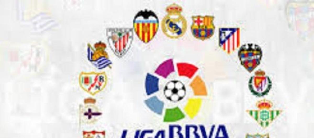 Calendario Calcio Spagnolo.Calcio Spagna Quattro Match Di Liga Oggi 18 Aprile In Campo