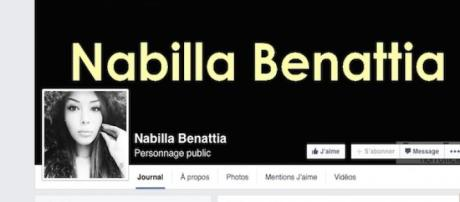 Le gérant de la page Facebook de Nabilla abandonne