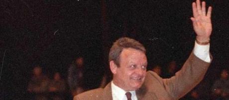 León Najundel, creador de la Liga Nacional