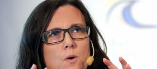 Comissária Europeia do Comércio, Cecilia Malmström