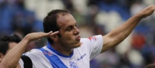 Cuauhtémoc Blanco se cansa del futbol