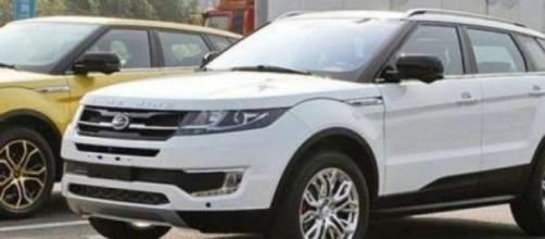 "Land Wind X7, ""clone"" Chinês do Range Rover Evoque"