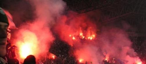Naples a écrasé 1-4 Wolfsburg.