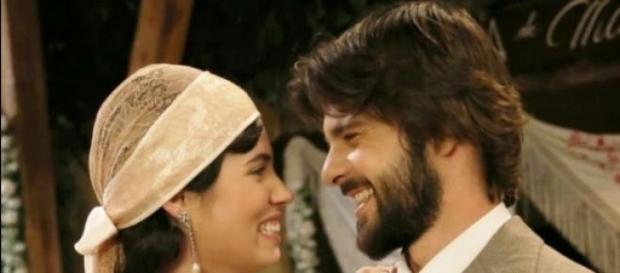 Anticipazioni Il segreto: Maria e Gonzalo