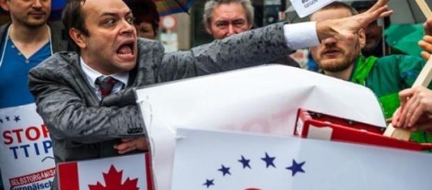 Le TTIP/TAFTA: un danger pour les citoyens?