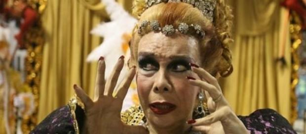 Rogéria revela que foi obrigada a fazer sexo