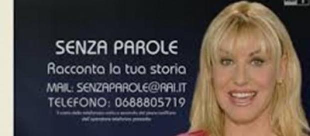 Senza Parole seconda puntata ospite Marco Masini
