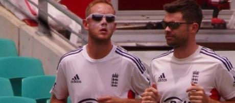 Broad and Anderson will hope for better in Grenada