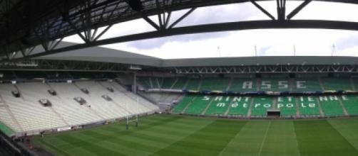 Clermont-Saracens, au Stade Geoffroy-Guichard.