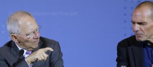 Jordi Évole entrevista a Varoufakis