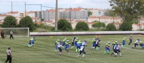 Lisboa Navigators vencem os Algarve Sharks.