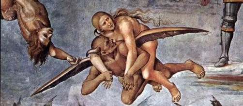 Luca Signorelli, capella San Brizio, Orvieto