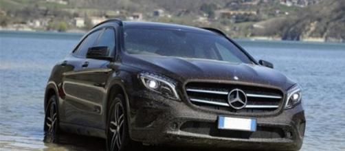 Nuova Mercedes GLA Enduro