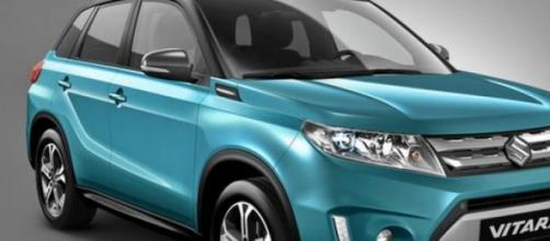 Nuova Suzuki Vitara 2015: le info