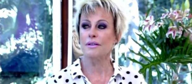 Globo obriga Ana Maria Braga a sair do ar