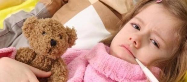 În România, copiii sunt ingrijiti după ureche