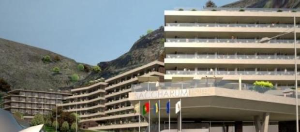 Novo Hotel na Vila da Calheta