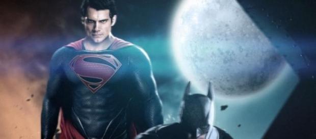 Poster de la película, Batman vs Superman