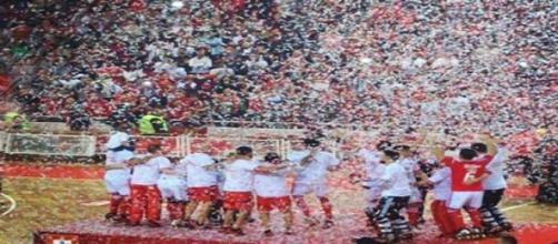 Conquista do Campeonato Nacional (Hóquei).