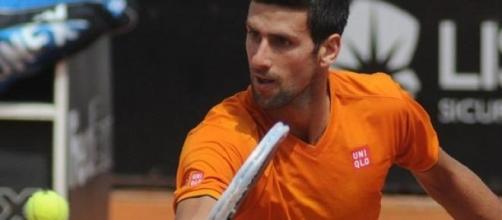 Djokovic continued his winning streak in 2015