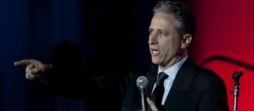 Jon Stewart apresentou o programa durante 16 anos.