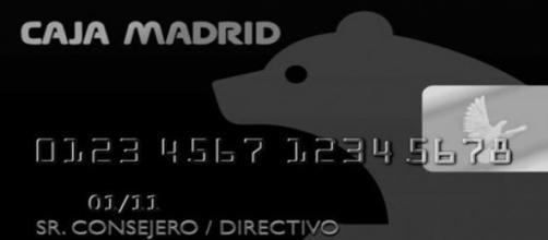 Las tarjetas de descrédito de Caja Madrid
