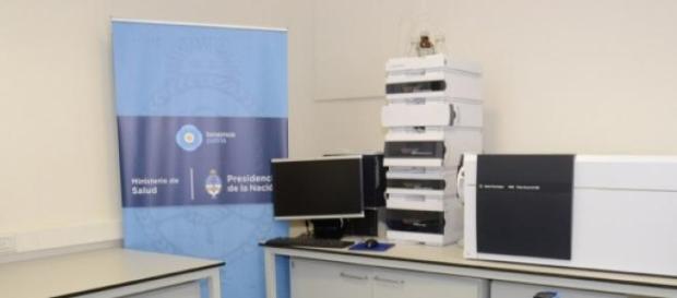 La remozada imagen del Lab. Ramón Carrillo