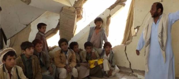 Llamamiento de la ONU para Yemen.