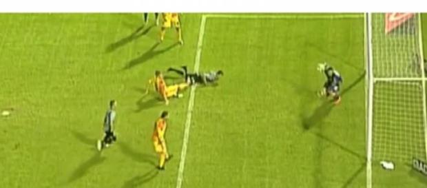 Óbolo y el gol que definió el triunfo ante Crucero