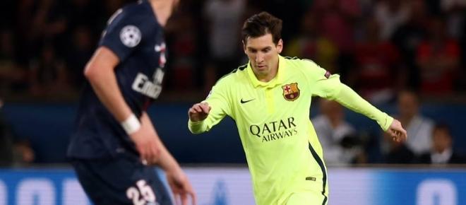 Messi- 400 de goluri la Barcelona