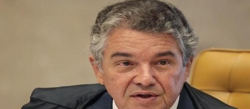 Ministro do STF, Marco Aurélio Mello