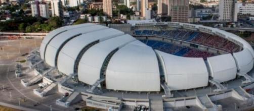 O Arena das Dunas é um dos estádios à venda
